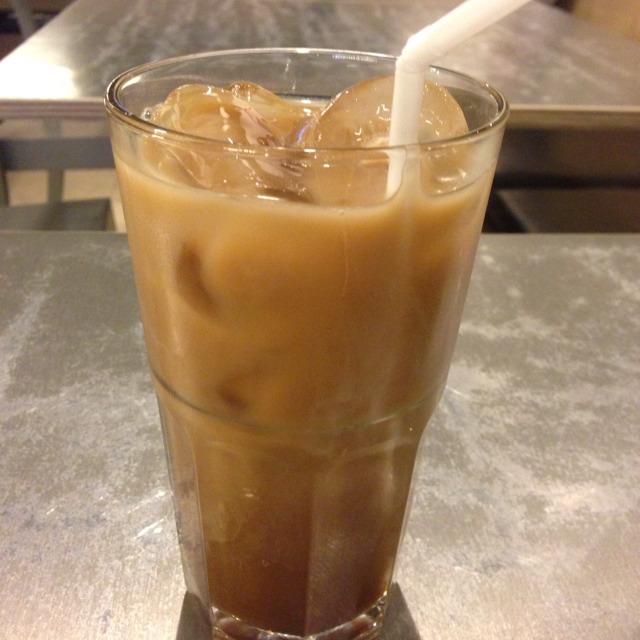 Iced Milk Tea at ส้มตำนัว (Som Tam Nua) on #foodmento http://foodmento.com/place/1209