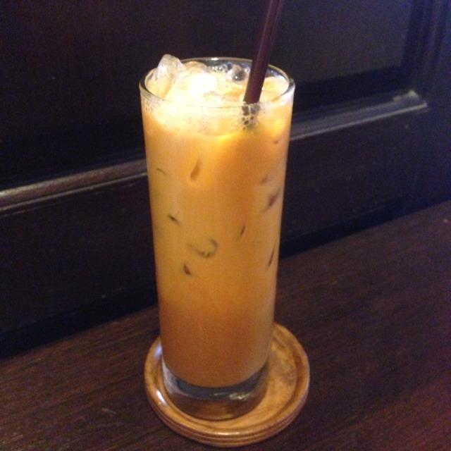 Thai Iced Tea at ตะลิงปลิง (Taling Pling) on #foodmento http://foodmento.com/place/1225