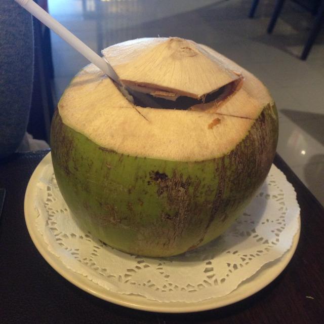 Fresh Young Coconut at ตะลิงปลิง (Taling Pling) on #foodmento http://foodmento.com/place/1225