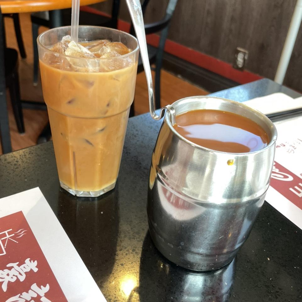 Milk Tea at Ho Kee Cafe on #foodmento http://foodmento.com/place/12331