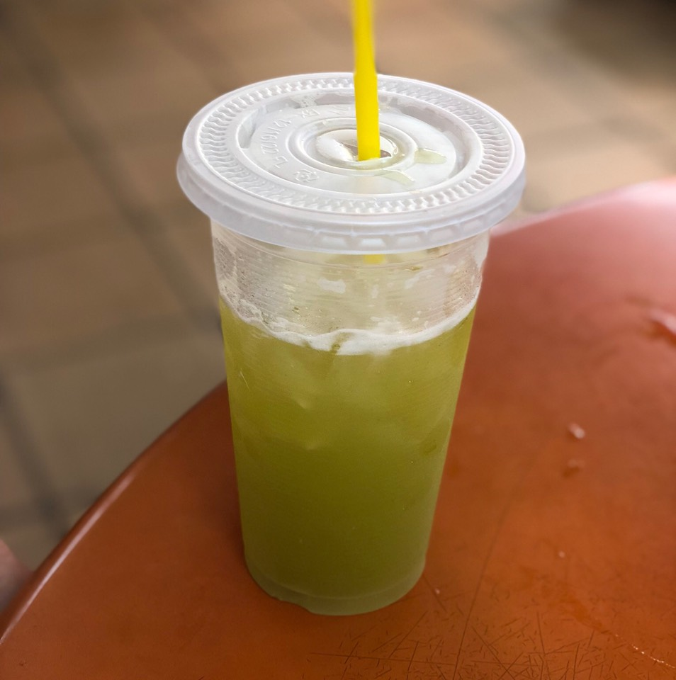 Sugarcane Juice @ Song Heng 01-58 at Maxwell Food Centre on #foodmento http://foodmento.com/place/1236