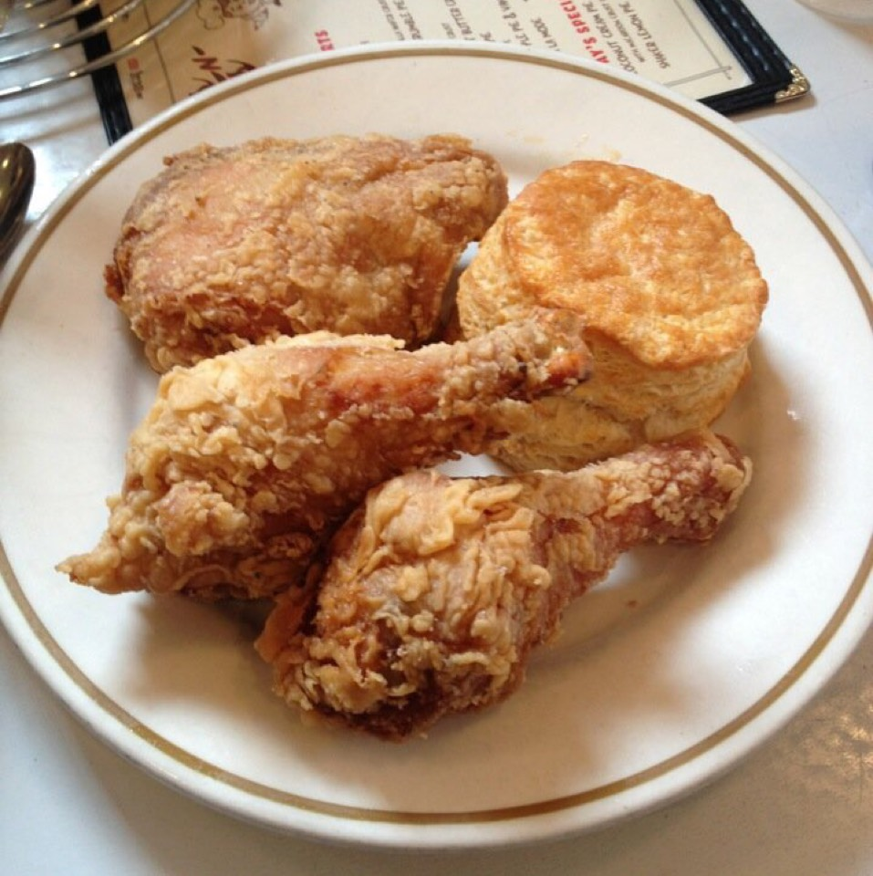 Fried Chicken at Pies 'n' Thighs on #foodmento http://foodmento.com/place/1295