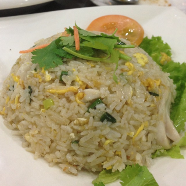 Seafood Fried Rice at Xin Yuan Ji 新源记 on #foodmento http://foodmento.com/place/1361