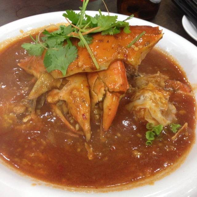 Chilli Crab at Xin Yuan Ji 新源记 on #foodmento http://foodmento.com/place/1361