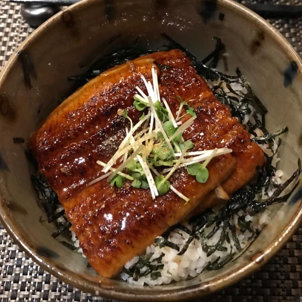 Unagi Eel Rice at Soba Totto on #foodmento http://foodmento.com/place/1390