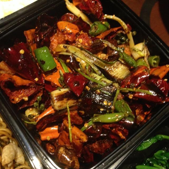 Fried Crispy Szechuan Pepper Chicken at HaiPai on #foodmento http://foodmento.com/place/1596