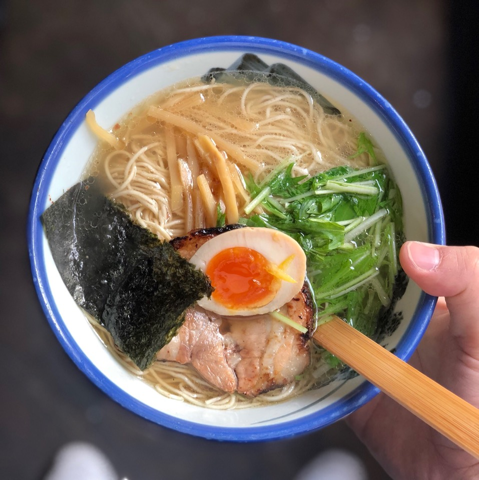 Yuzu Shio Ramen at AFURI (阿夫利) on #foodmento http://foodmento.com/place/1804