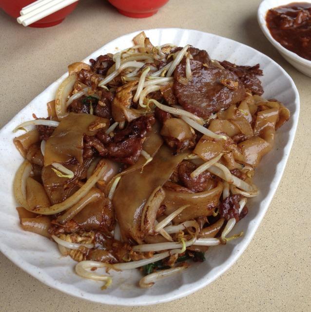 Beef Kway Teow (Hor Fun) - Dry at Geylang Lorong 9 Beef Kway Teow on #foodmento http://foodmento.com/place/185