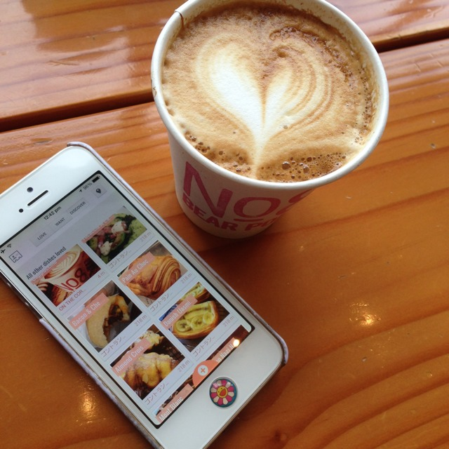 Cappuccino at ON THE CORNER No.8 Bear Pond on #foodmento http://foodmento.com/place/2404
