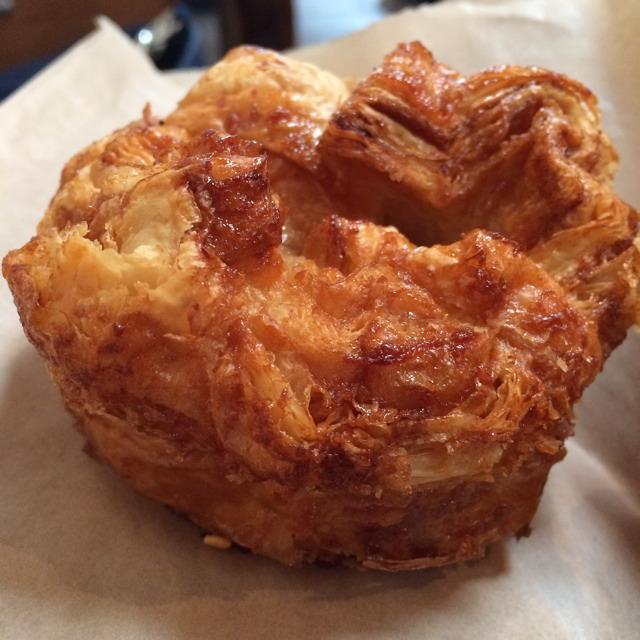 Kouign Amann at Four Barrel Coffee on #foodmento http://foodmento.com/place/2550