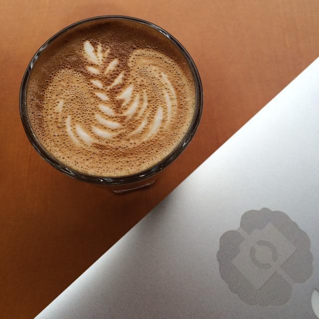 Cortado from Contraband Coffeebar on #foodmento http://foodmento.com/dish/9696
