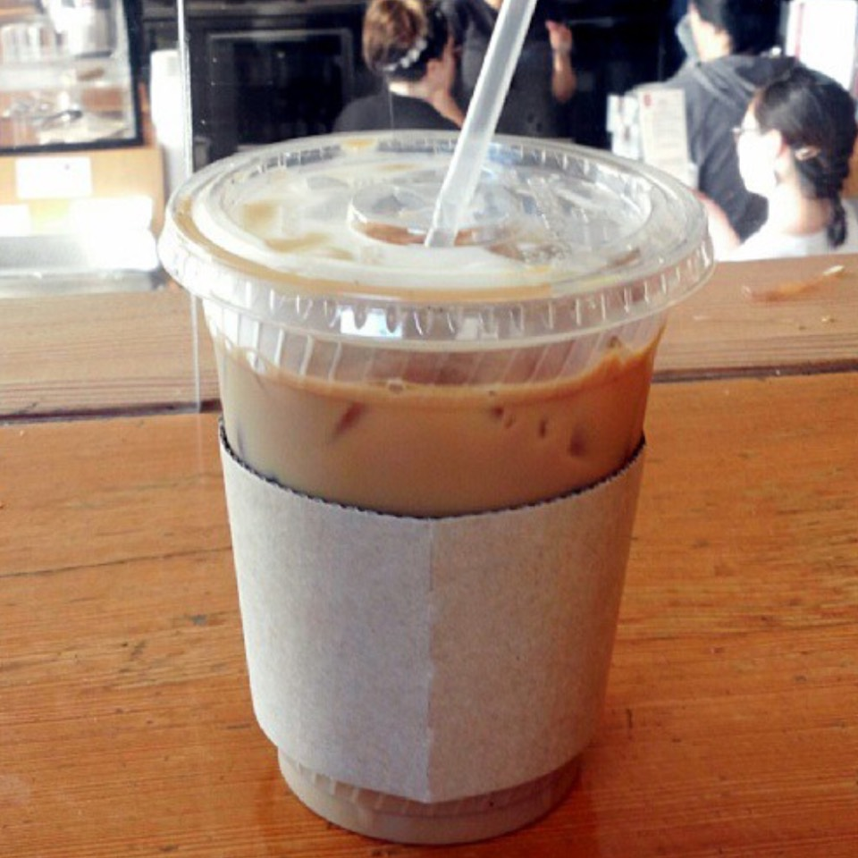Vietnamese Iced Coffee at Coffee Bar on #foodmento http://foodmento.com/place/2595