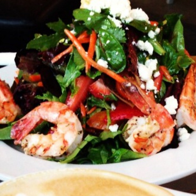 Prawn Salad (Special) at Coffee Bar on #foodmento http://foodmento.com/place/2595