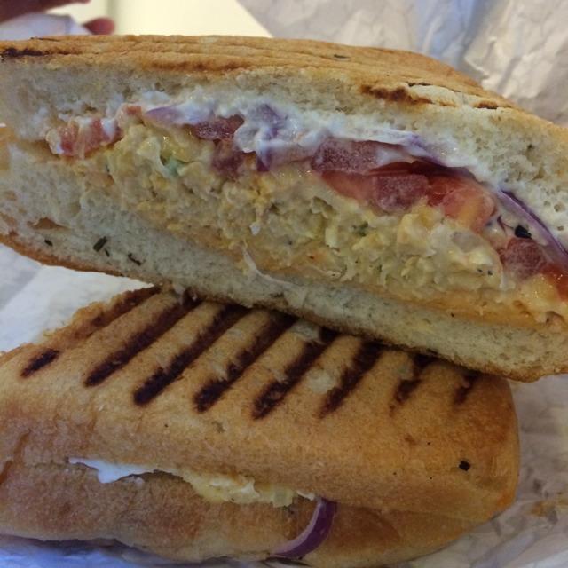 Chickpea 'Tuna' Melt Sandwich at Terri on #foodmento http://foodmento.com/place/2688
