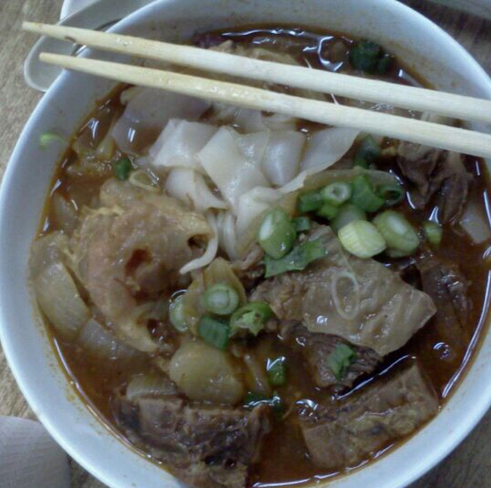 Stewed Beef Noodle Soup at Bo Ky Restaurant on #foodmento http://foodmento.com/place/2946