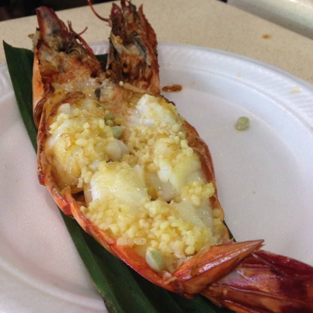 how to cook tiger prawns on bbq