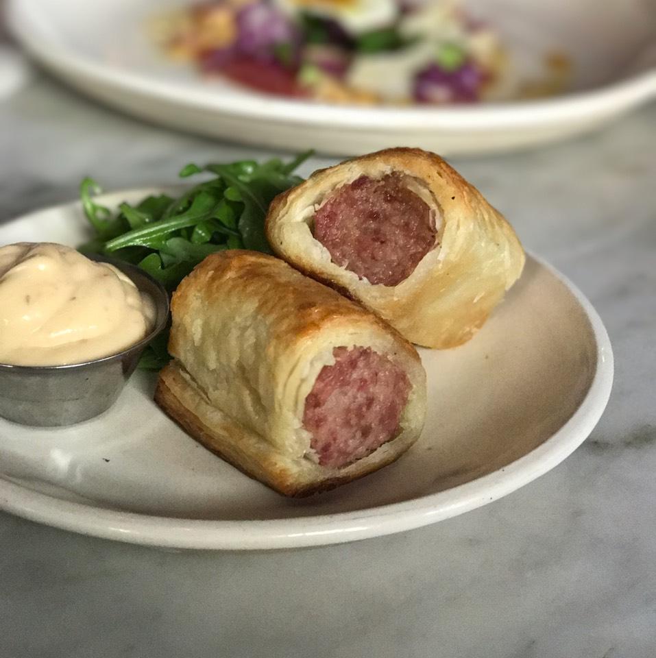 Sausage Roll on #foodmento http://foodmento.com/dish/14649