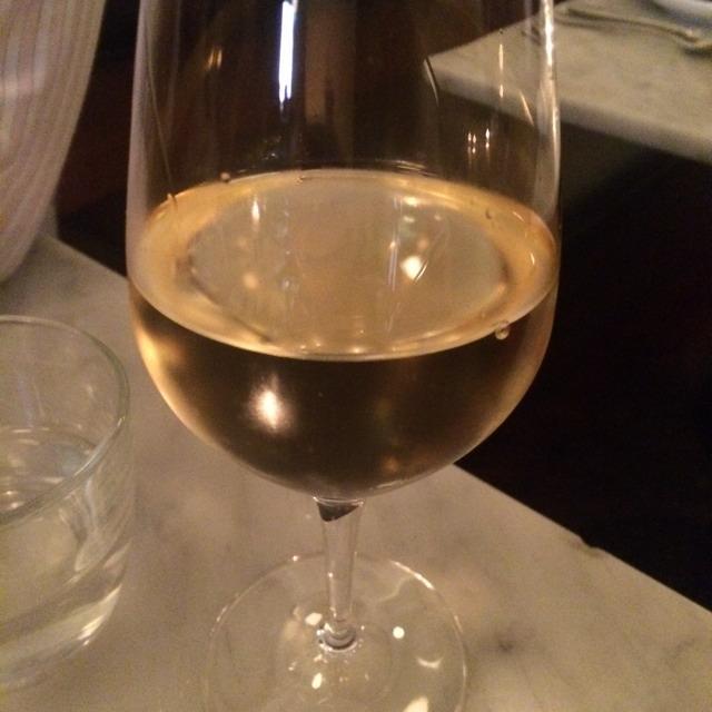 Andre et Mireille Tissot 'Empreinte' Chardonnay (France 2012) at Estela on #foodmento http://foodmento.com/place/3090