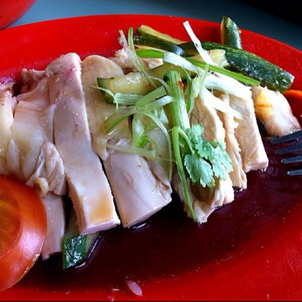 Chicken Rice (@ Hainanese Boneless) at Alexandra Village Food Centre on #foodmento http://foodmento.com/place/30