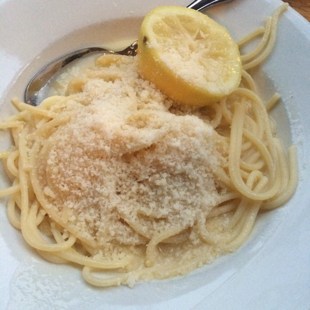 Spaghetti Al Limone at Supper on #foodmento http://foodmento.com/place/3135