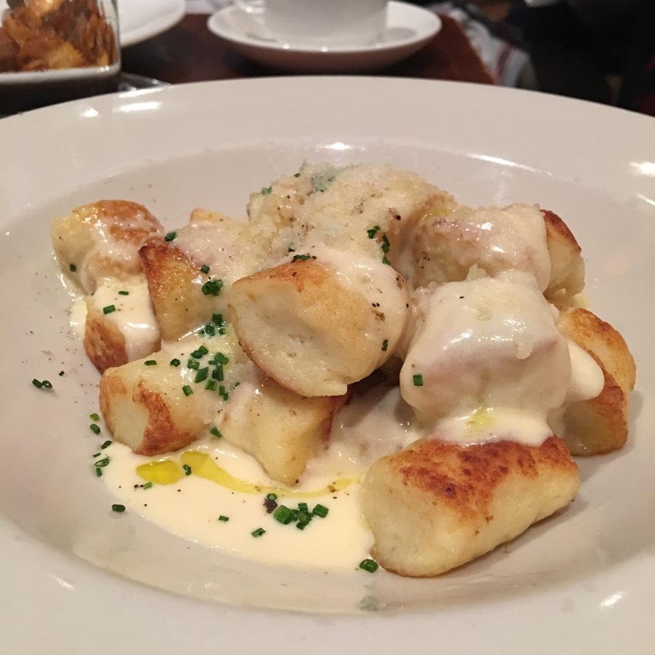 Toasted Ricotta Gnocchi at Jane on #foodmento http://foodmento.com/place/3174