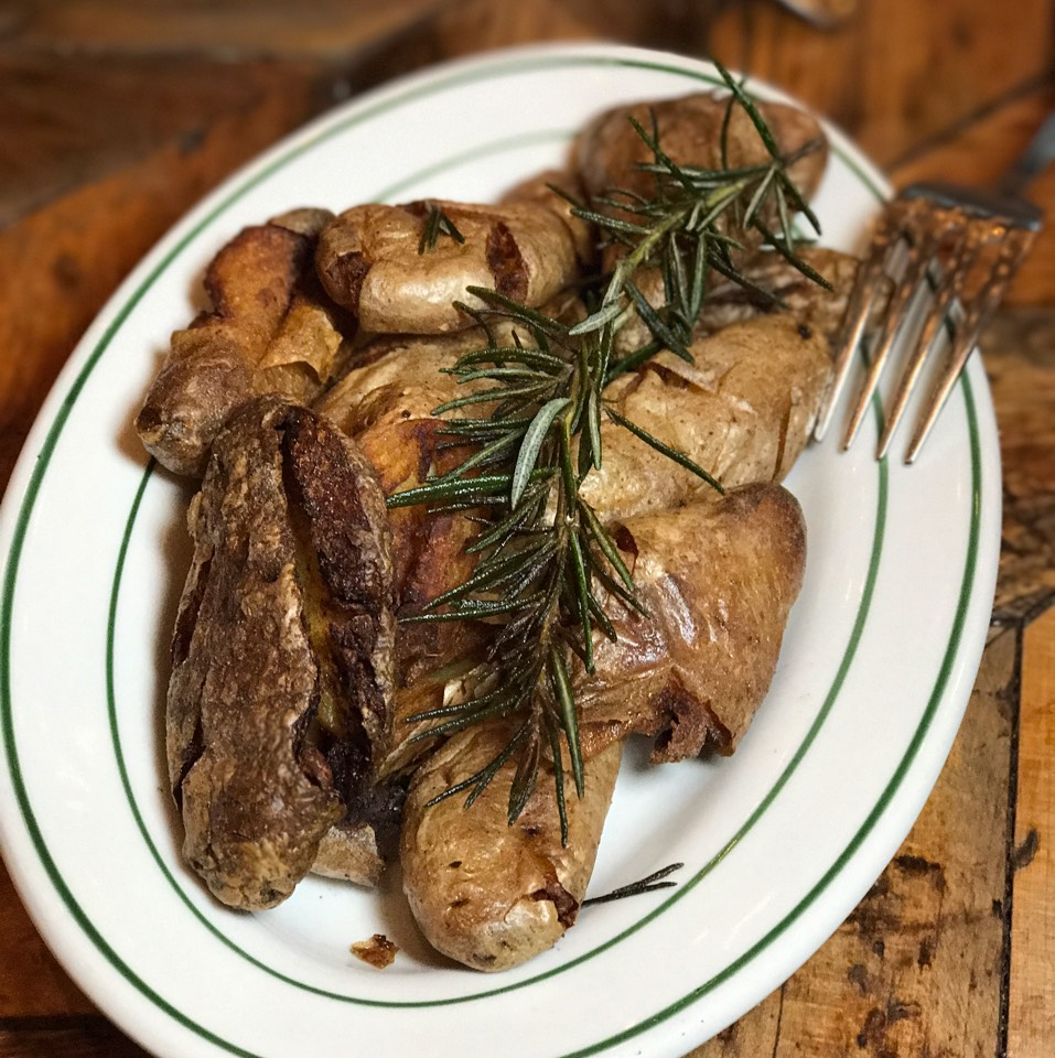 Rosemary Potatoes at Rosemary's Enoteca & Trattoria on #foodmento http://foodmento.com/place/3228
