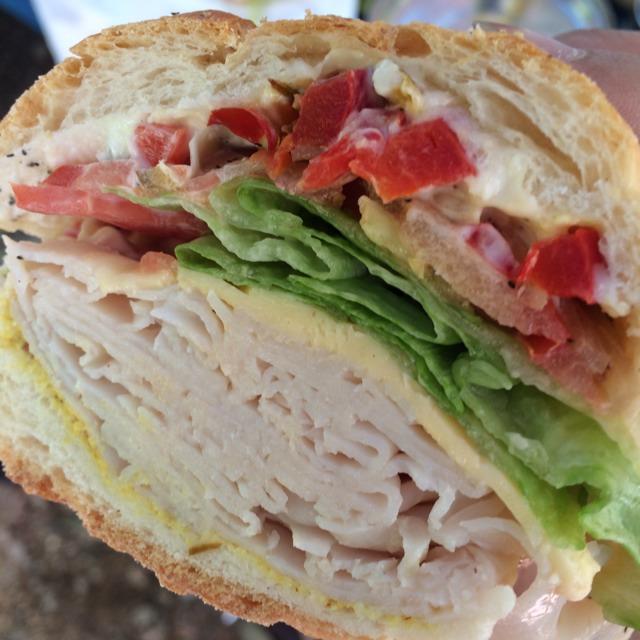 Turkey Sandwich at Sal, Kris & Charlie's Deli on #foodmento http://foodmento.com/place/338