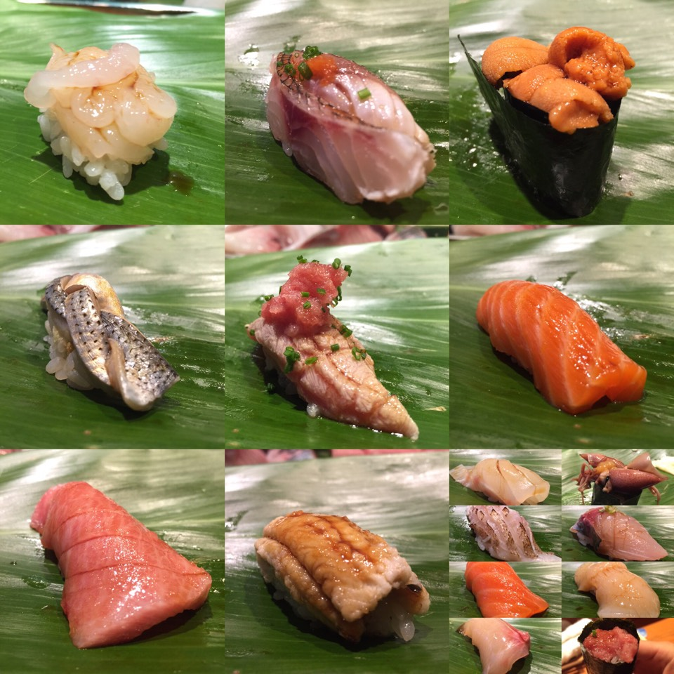 Omakase at Sushi Dojo NYC on #foodmento http://foodmento.com/place/3488