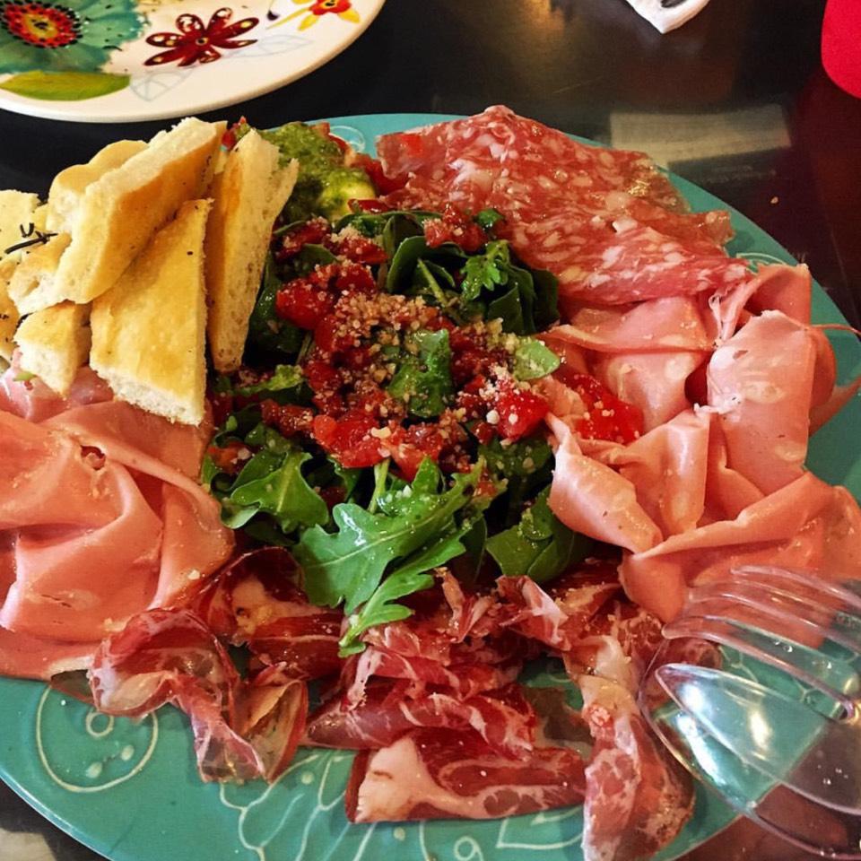 Antipasto at Gaia Italian Cafe on #foodmento http://foodmento.com/place/3654