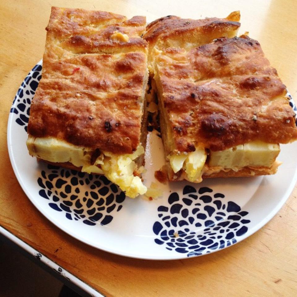 Spanish Armada Sandwich at Saltie on #foodmento http://foodmento.com/place/3997