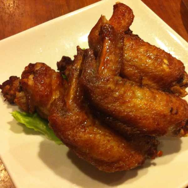 Chicken Wings at Different Tastes Cafe & Restaurant (CLOSED) on #foodmento http://foodmento.com/place/3