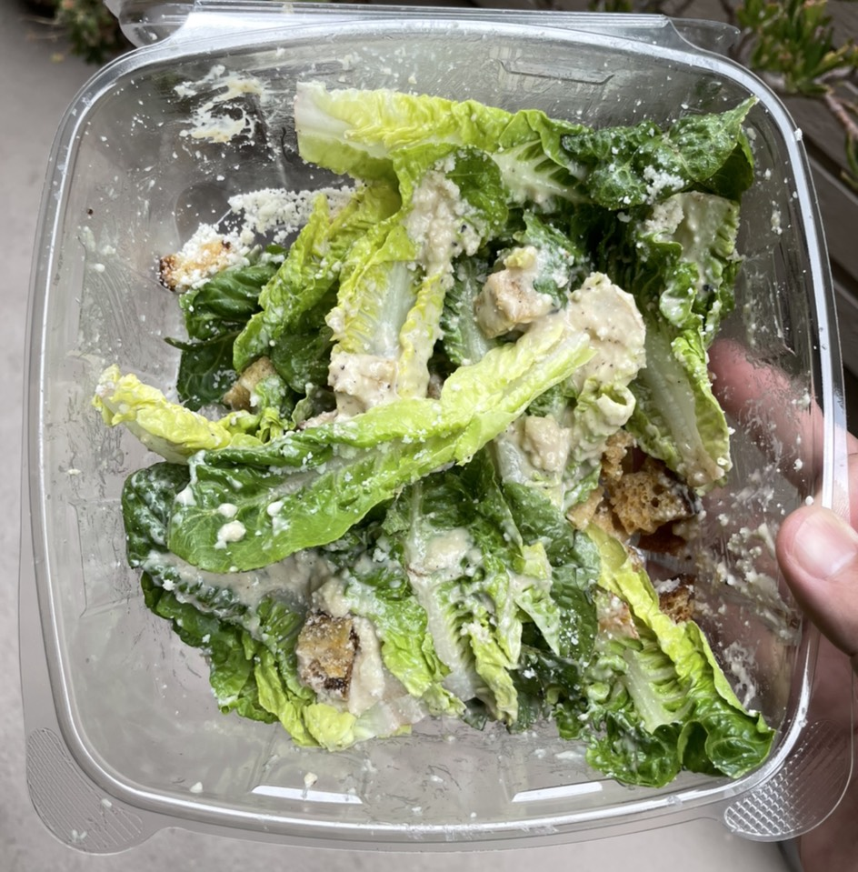 Gem Caesar Salad at Son of a Gun on #foodmento http://foodmento.com/place/4003