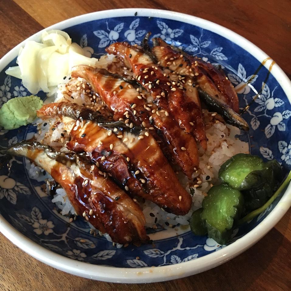 Unagi Rice at Yuba on #foodmento http://foodmento.com/place/4108