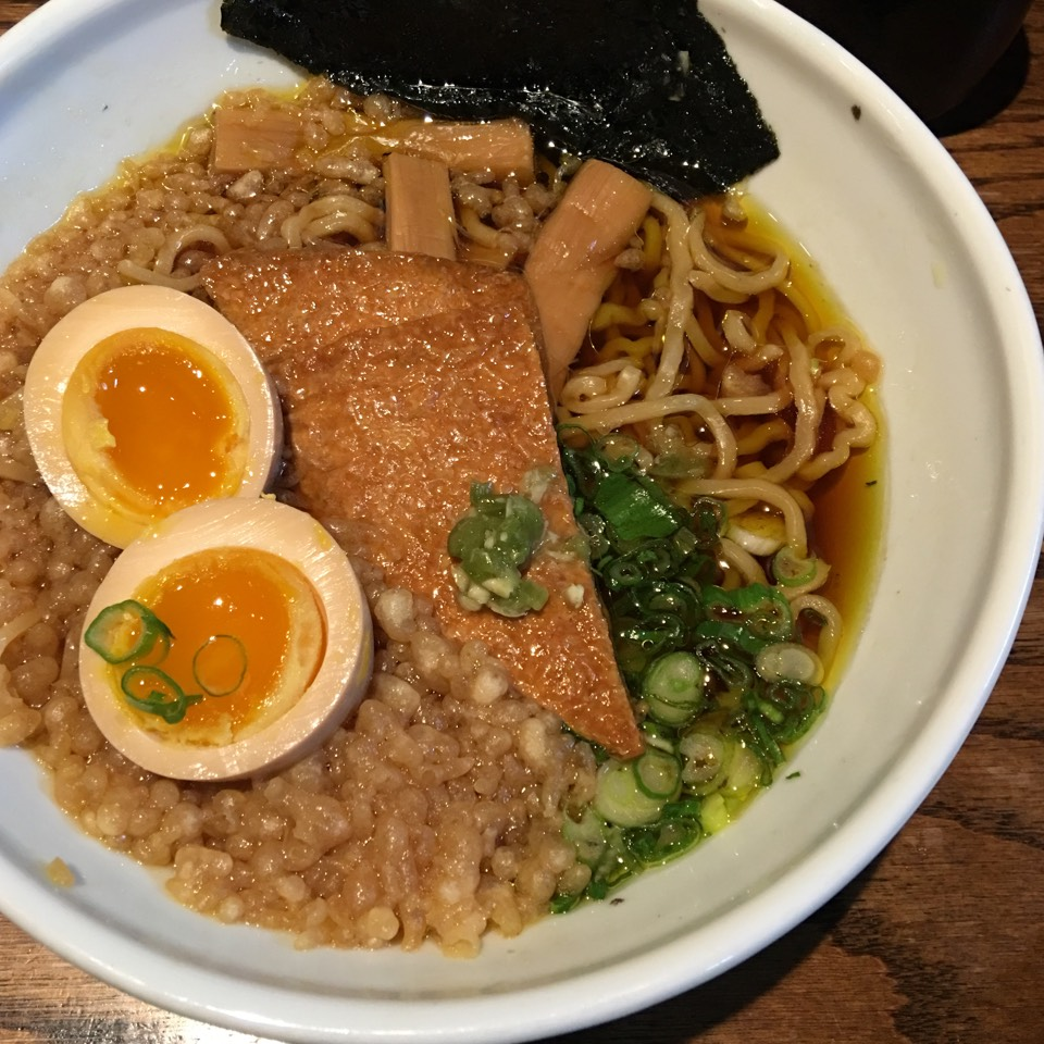 Wasabi Shoyu Ramen at Ippudo on #foodmento http://foodmento.com/place/419