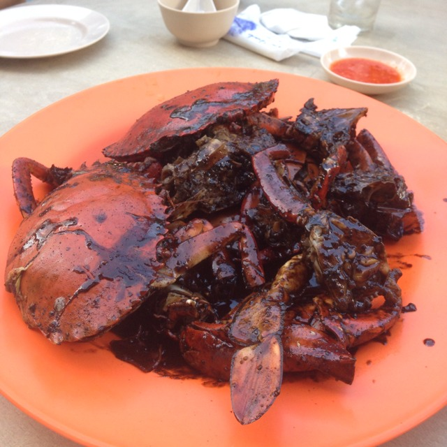 Black Pepper Crab at Eng Seng Restaurant (永成餐室) on #foodmento http://foodmento.com/place/436