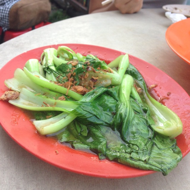 Chinese Vegetables at Eng Seng Restaurant (永成餐室) on #foodmento http://foodmento.com/place/436