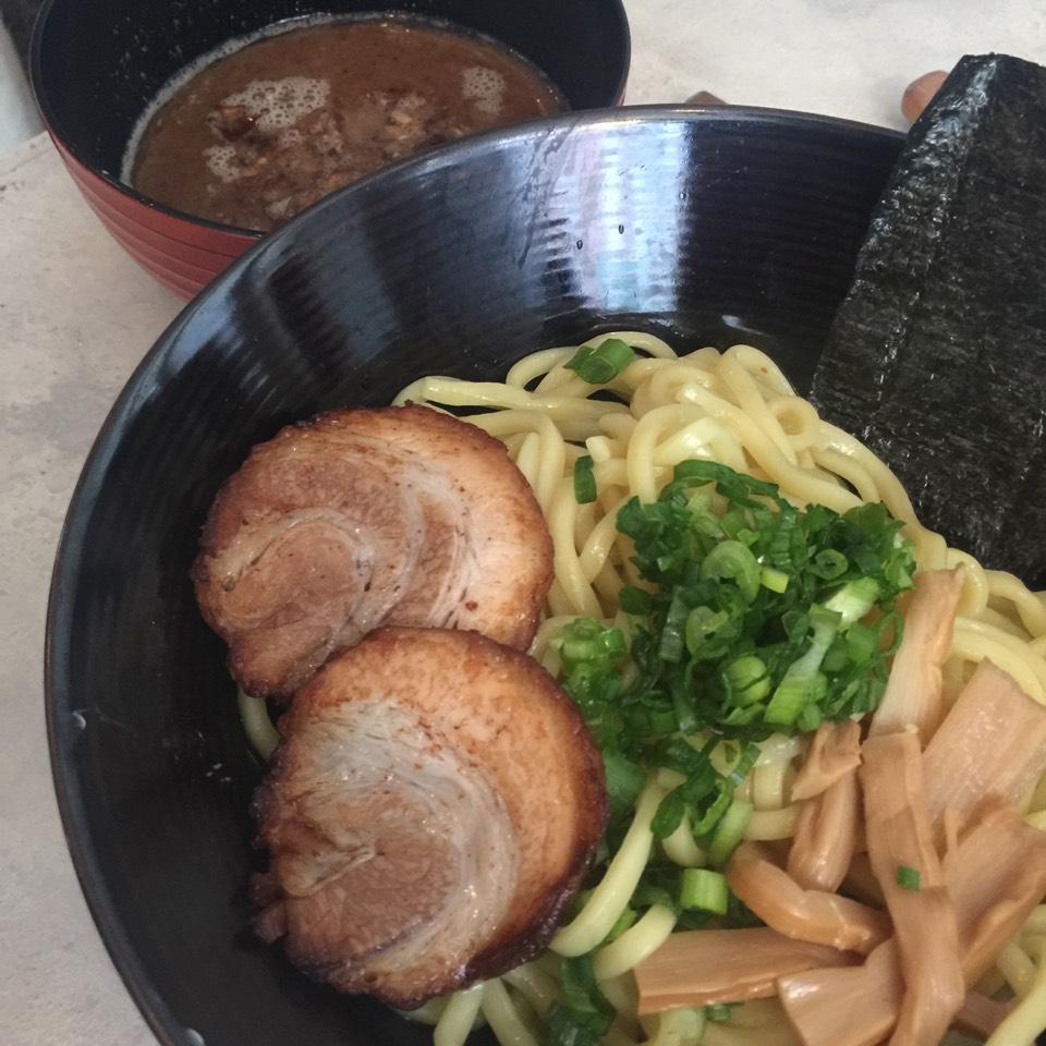 Tondaku Yuzu Wadashi Tsukemen Ramen at Bassanova Ramen on #foodmento http://foodmento.com/place/4395