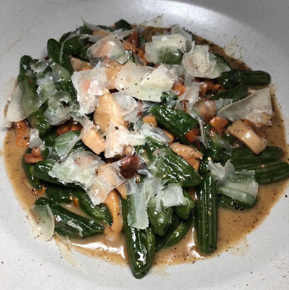 Spinach Cavatelli, Mushrooms at République (Republique) on #foodmento http://foodmento.com/place/4460