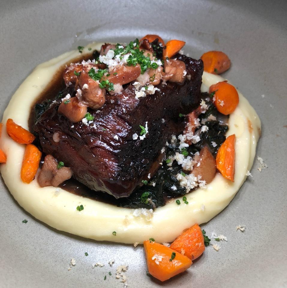 Beef Short Rib at République (Republique) on #foodmento http://foodmento.com/place/4460