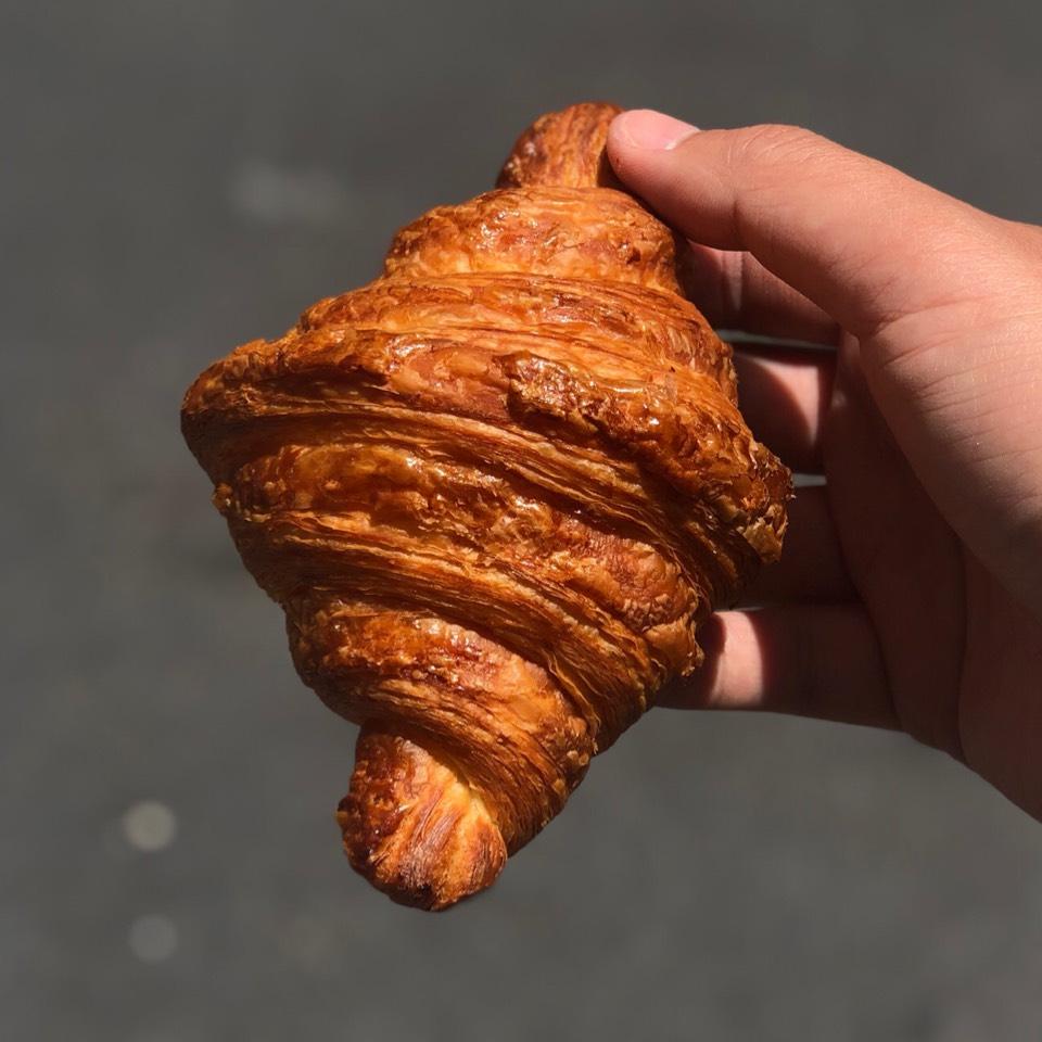 Croissant at République (Republique) on #foodmento http://foodmento.com/place/4460