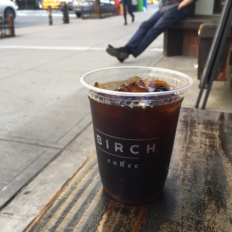 Cold Brew Iced Coffee at Birch Coffee on #foodmento http://foodmento.com/place/4736
