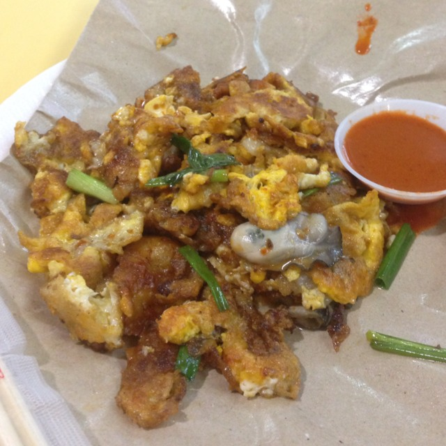 Fried Oyster Egg @ Xing Li Cooked Food #01-28 at Old Airport Road Market & Food Centre on #foodmento http://foodmento.com/place/475