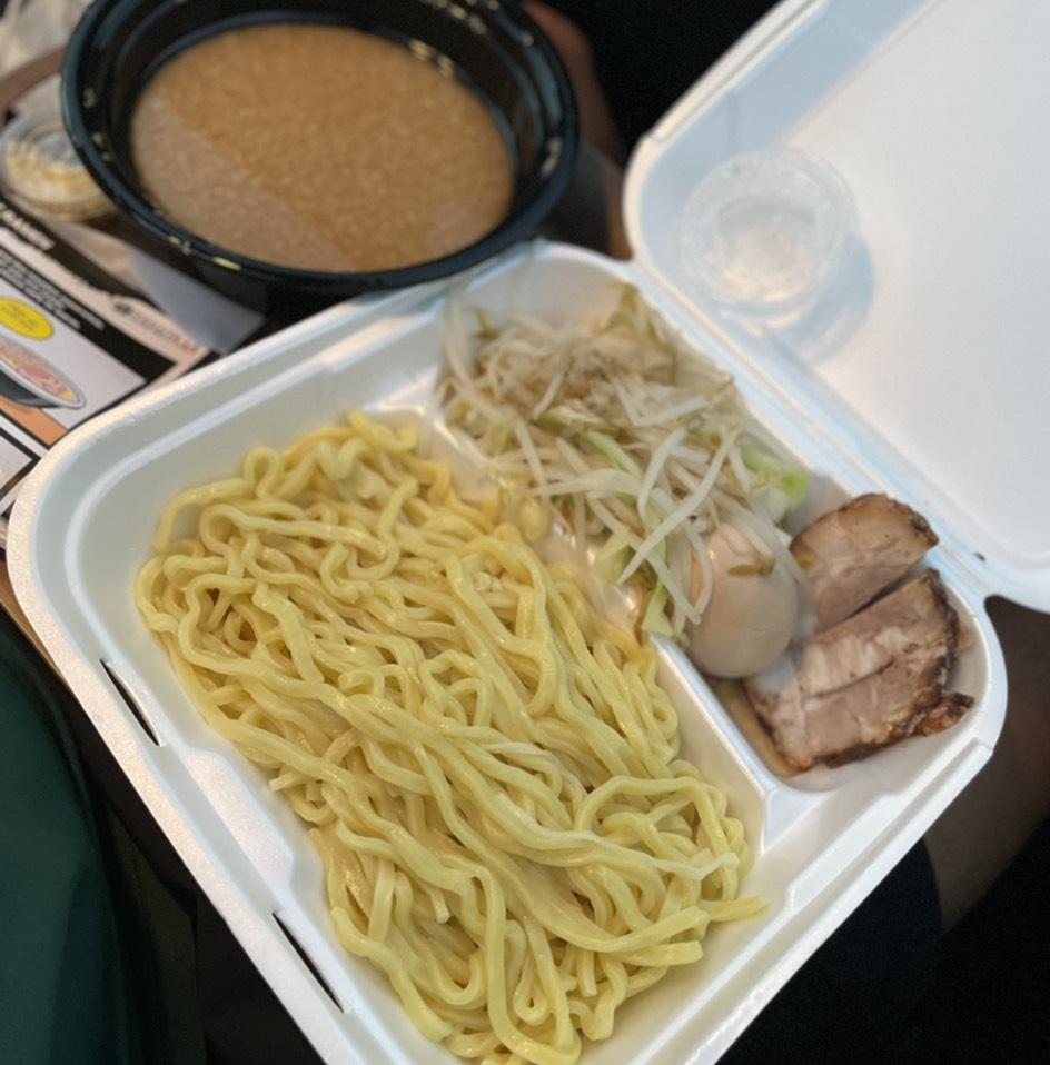 Tsukemen Ramen from Tsujita Annex on #foodmento http://foodmento.com/dish/19355