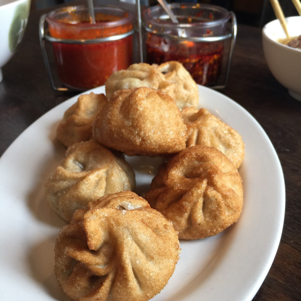 Fried Beef Momos at Phayul on #foodmento http://foodmento.com/place/4826