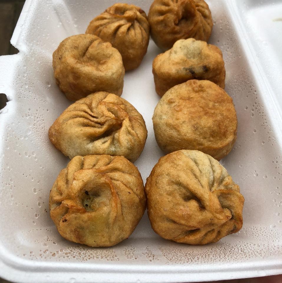 Fried Potato Momos at Phayul on #foodmento http://foodmento.com/place/4826
