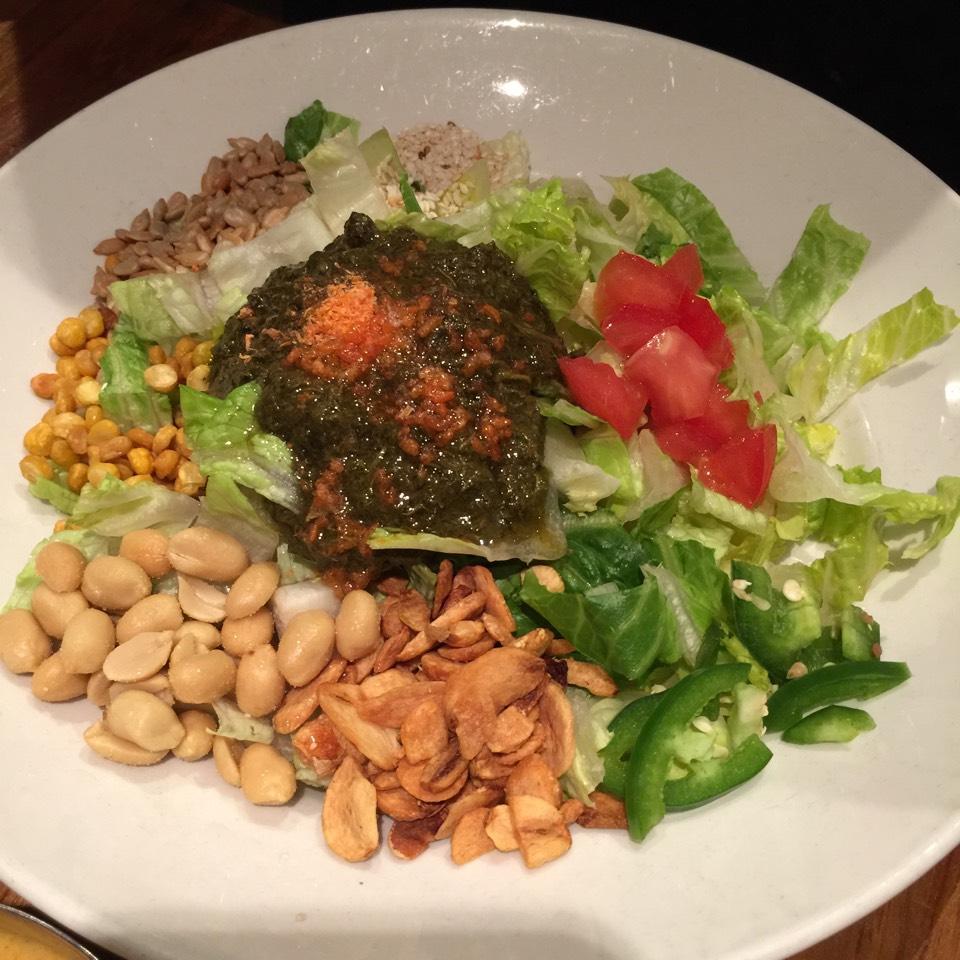 Tea Leaf Salad at Burma Superstar on #foodmento http://foodmento.com/place/497