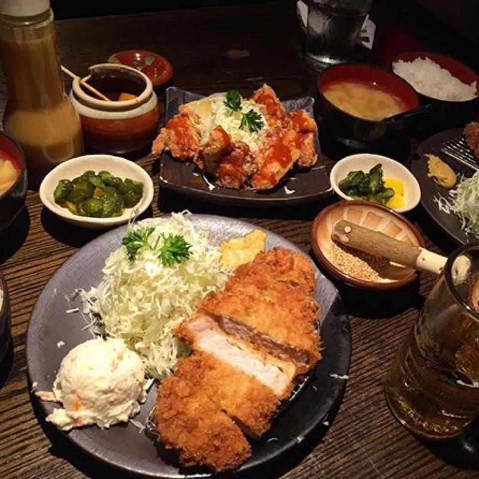 Berksshire Pork Loin Tonkatsu at Katsu-Hama on #foodmento http://foodmento.com/place/5138