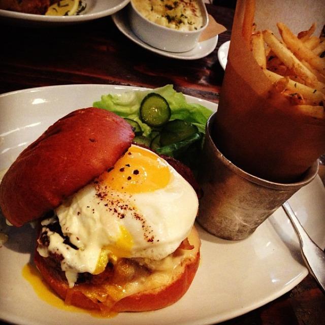 SF: Best Burgers