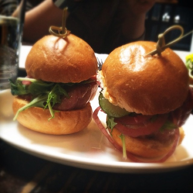 Pork Belly Sliders at The Alembic on #foodmento http://foodmento.com/place/521
