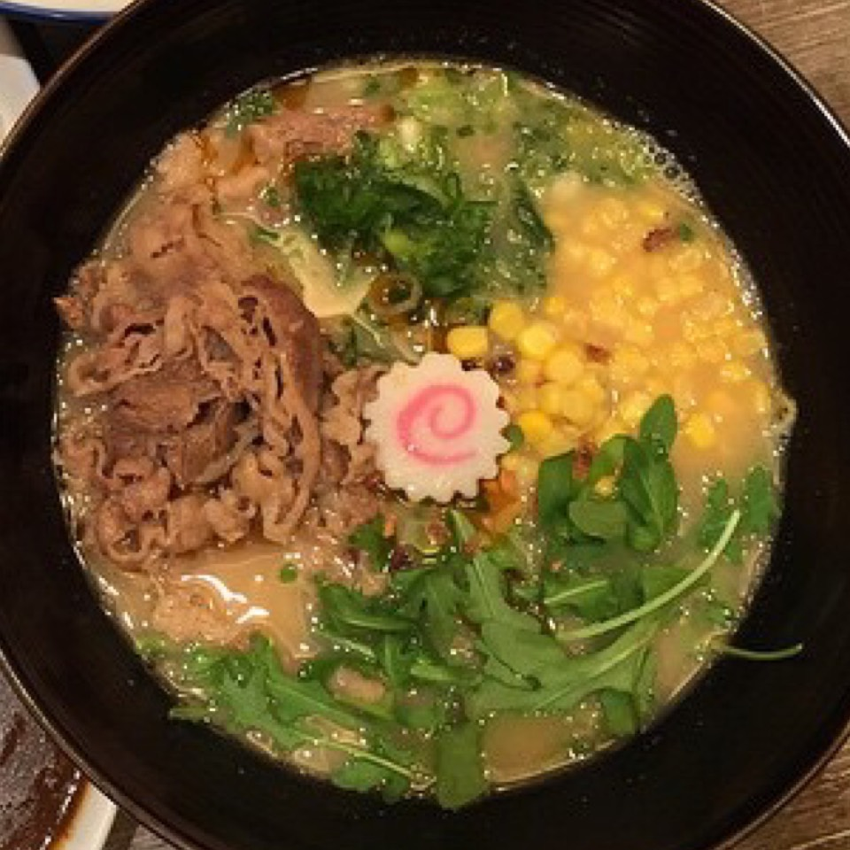 Mei-Jin Ramen at Mei-jin Ramen on #foodmento http://foodmento.com/place/5324